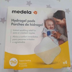 PARCHES DE HIDROGEL MEDELA